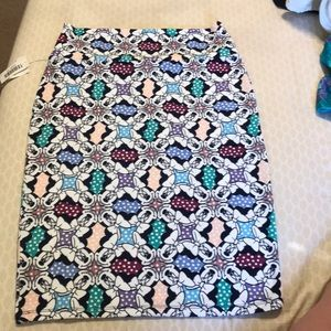 "LuLaRoe Skirts - LuLaRoe Minnie Mouse ""Cassie"" Skirt"
